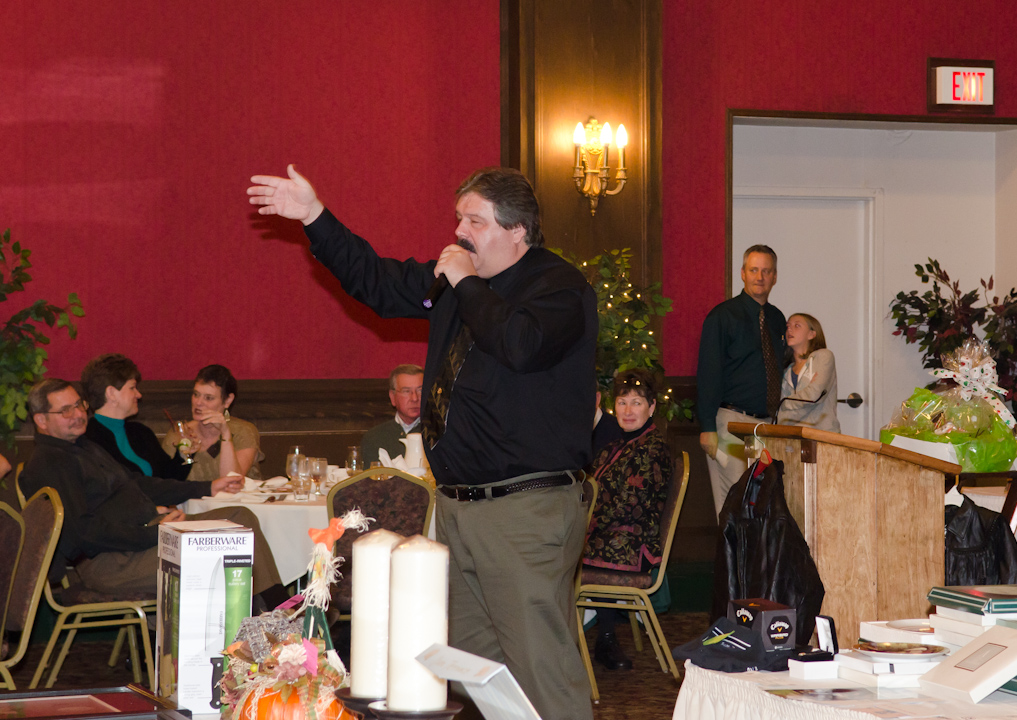 Auctioneer Corey Brown at work.jpg